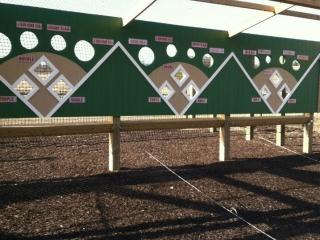 pitching targets