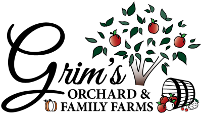 grims orchard and family farms logo